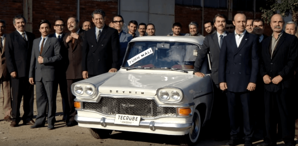 29 Ekim Devrim Arabaları nın hüsranı...