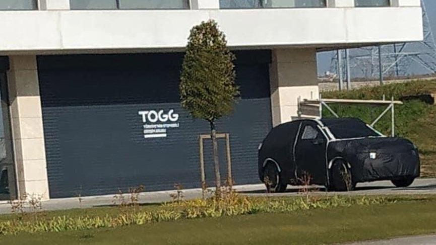 Togg'dan Yerli Otomobil Geliyor...