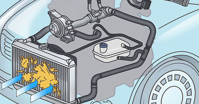 Radyatörünüze hava akışının tıkalı olup olmadığını kontrol edin ve soğutma fanlarınızı kontrol edin