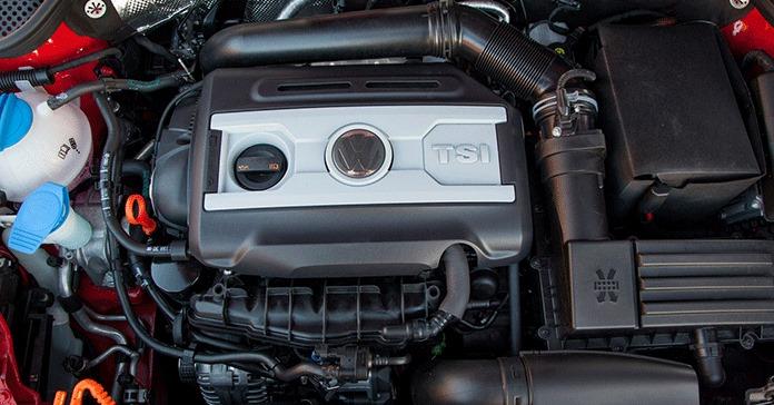 2013 VW Beetle Convertible 2.0 TSI Motor Resmi