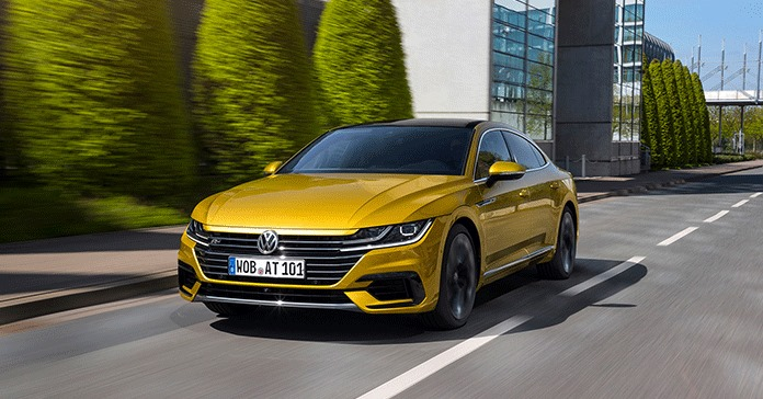 Volkswagen Arteon 1.5 TSI Motora Sahip Arabalar - TSI Motor Nedir