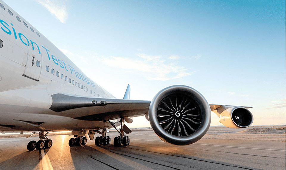 uçak motoru hakkında herşey