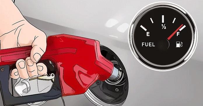 Deponuza Benzin Doldurun.