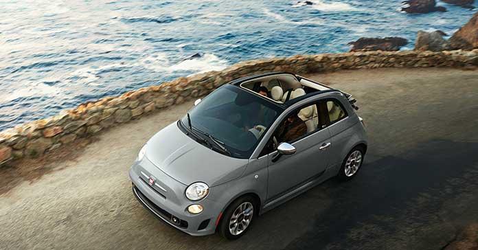 Otomatik Şanzımanlı Araçlar Fiat 500 top 5
