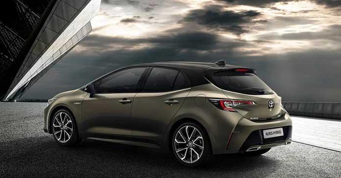 Otomatik Şanzımanlı Araçlar Toyota top 2