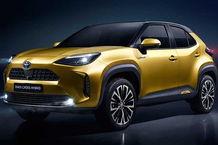 Toyota Yaris Cross İncelemesi Toyota'nın Yeni SUV Modeli resim 3