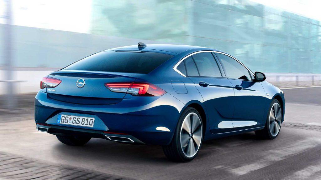 Yeni 2020 Opel Insignia
