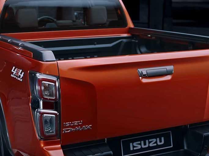 Isuzu D-MAX Pickup 2020 inceleme