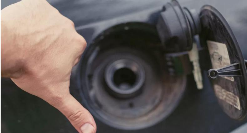 Azalan yakıt ekonomisi, P0462 kodunun yaygın bir belirtisidir.