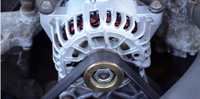 Alternatör, aracınızın motoru her çalıştığında gerekli elektrik gücünü sağlar.