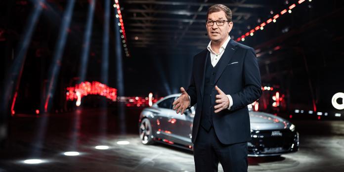 Audi, Çin'de elektrikli araç