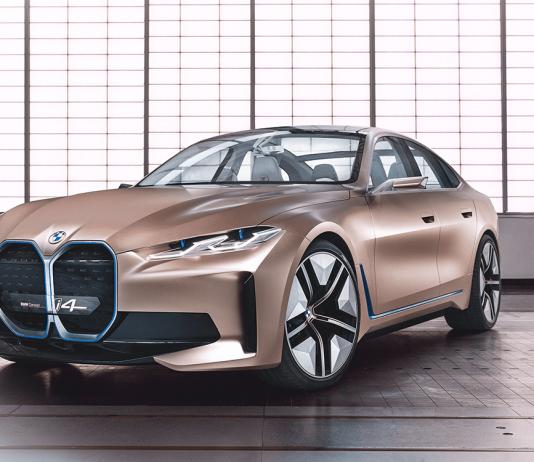BMW, BMW i4 üretimi için Münih fabrikasını yeniledi