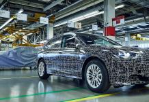 BMW iNext, BMW iX olarak üretilecek