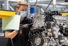 Daimler, Mercedes Benz Drive Systems'ı kurdu