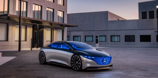 Mercedes EQS'nin 700 km'den fazla menzile sahip olduğu söylentisi