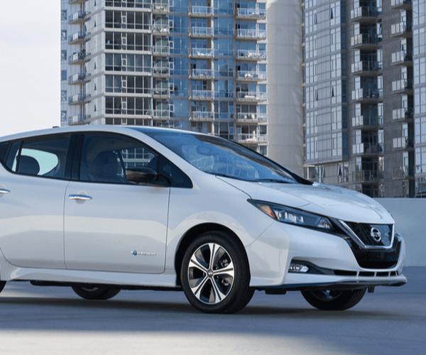 İrlanda'da Nissan Leaf için% 0 finansman