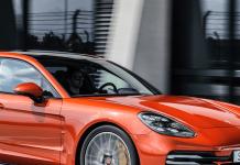 Porsche, yenilenen Panamera'yı tanıttı