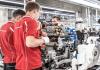 Audi, Taycan üretimini hızlandırmak için personelini Porsche'ye ödünç verdi