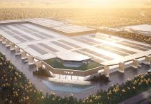 Tesla Giga Berlin ve Giga Texas sitelerinde güncelleme