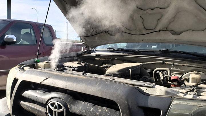 Motorun Aşırı Isınması