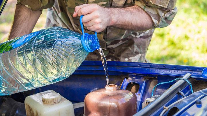 Soğutma Suyu Yerine Su Kullanırsanız Ne Olur
