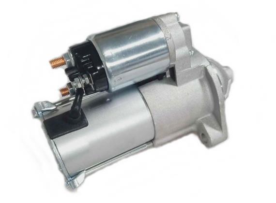 Alltaki marş motoru üstteki marş otomatiği. Tüm araçlarda aynı resimdeki gibidir.